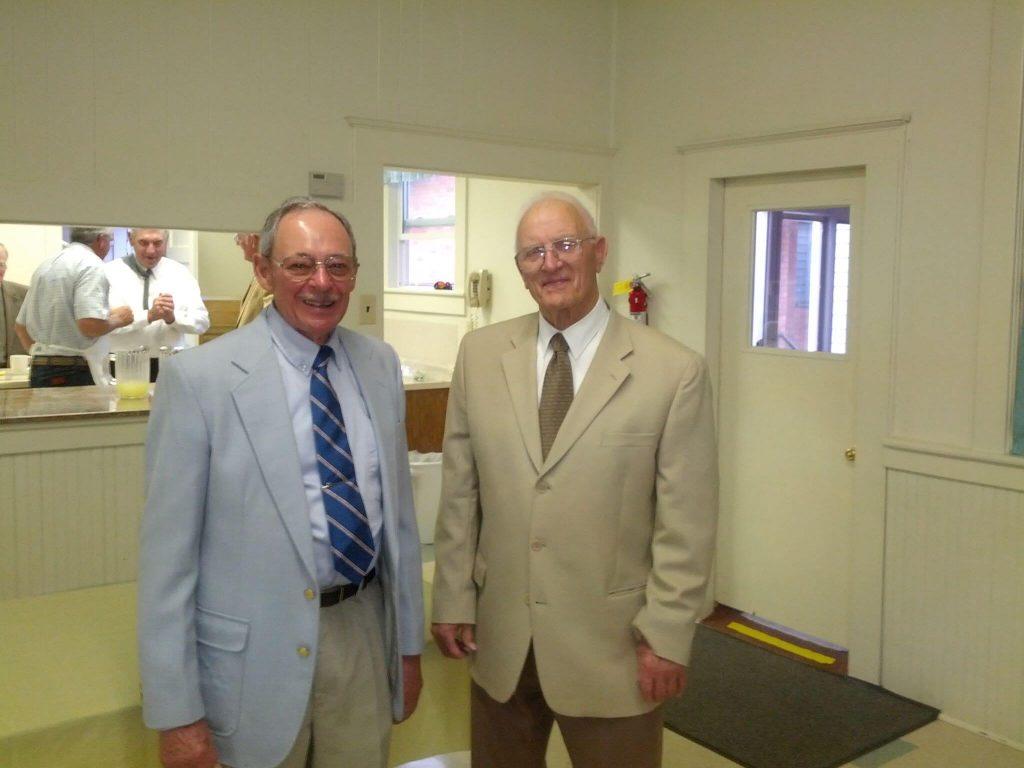 Men's group Buffalo First United Methodist Church